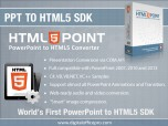 HTML5Point SDK - PPT TO HTML5