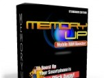 MemoryUp Pro - Windows Mobile RAM Booster
