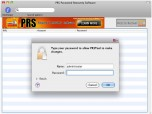 PRS Password Recovery Software for MAC