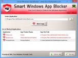 Smart Windows App Blocker